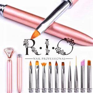 Set pensule pentru modelarea unghiilor